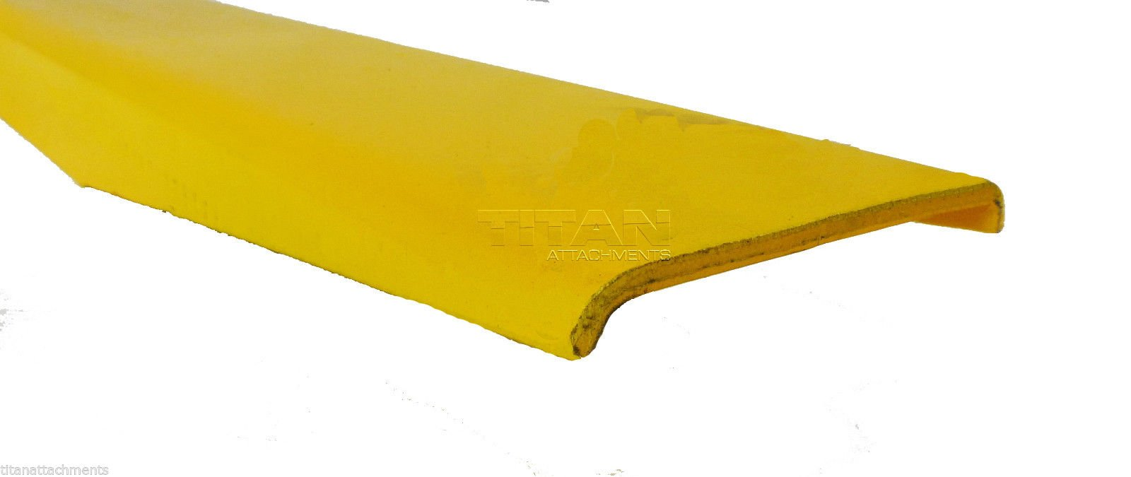 84'' Titan Pallet Fork Extensions for forklifts lift truck slide on steel FX84 by Titan Attachments (Image #6)