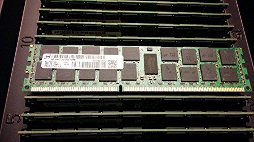 MICRON 16GB 2RX4 PC3L 12800R DDR3 1600MHZ ECC REG MEMORY MT36KSF2G72PZ-1G6E1HE