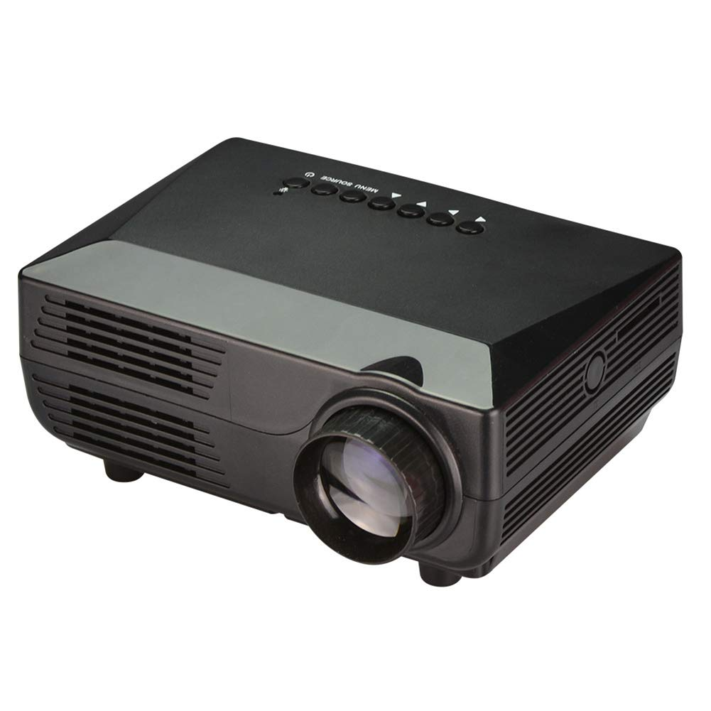 YTBLF Proyector Compatible con 1920 * 1080P, 150ANSI LM, Pantalla ...