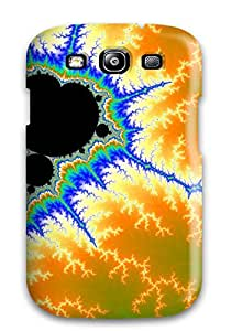 New Style Tpu Phone Case With Fashionable Look For Galaxy S3 - Fractal 6949719K43132981