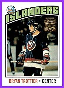 2001-02 Topps Archives #12 Bryan Trottier NEW YORK ISLANDERS