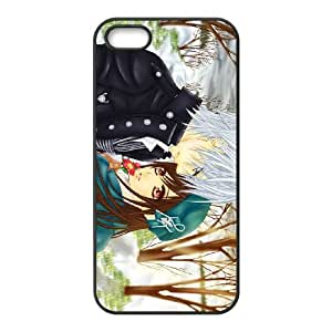 Vampire Knight iPhone 4 4s Cell Phone Case Black Phone cover E1344407