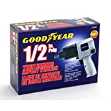 GoodYear 1/2-inch Twin Hammer Impact Wrench