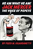 img - for Jack Mercer, the Voice of Popeye book / textbook / text book