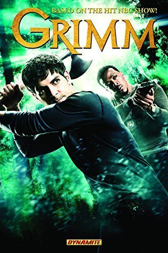 Grimm Volume 1 (Grimm Tp) by David Greenwalt (2013-11-19)