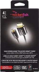 Rocketfish HDMI to Micro HDMI Cable - 4'