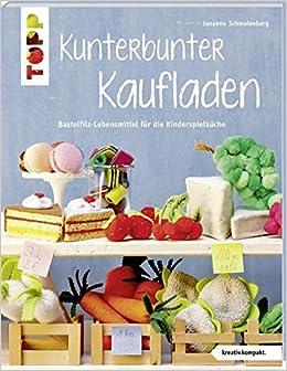 Kunterbunter Kaufladen Kreativkompakt Lebensmittel Aus