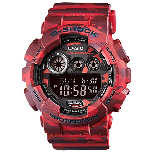 Casio GD 120CM 4ER G Shock Montre limited