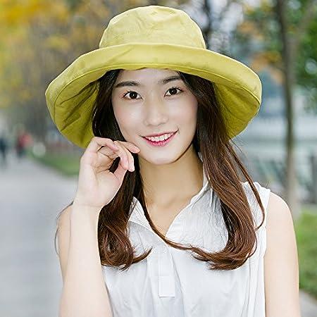 Colore Puro Donne HZH-visiera XBR Cappello flangiati Cappello Outdoor Outdoor Sun Helmet