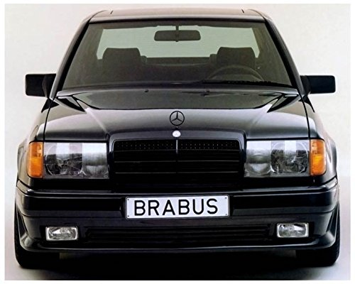 1992-mercedes-benz-w124-brabus-tuner-automobile-photo-poster