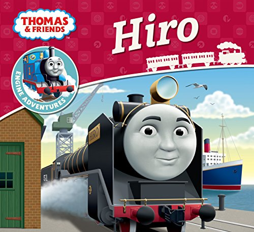 (Hiro (Thomas & Friends Engine Adventures) (Thomas Engine Adventures))