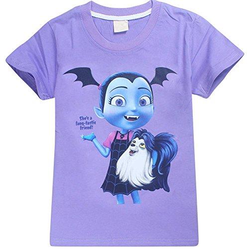 KUFV Vampirina Children's Short Sleeves T-Shirt