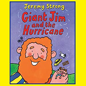 Giant Jim and the Hurricane Audiobook