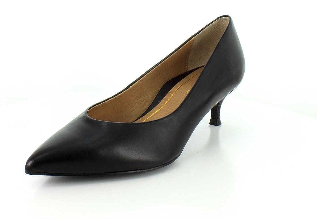 Noir 42 EU Vionic femmes 389 Kit Josie cuir chaussures