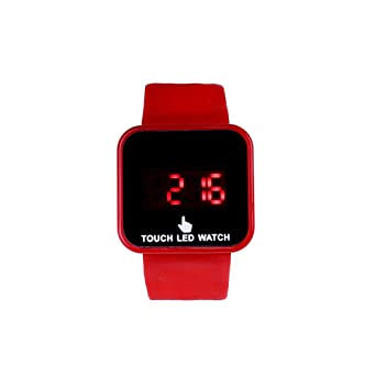 POJIETT Reloj LED Digital Hombre Mujer Niño Niña de Marca Relojes ...