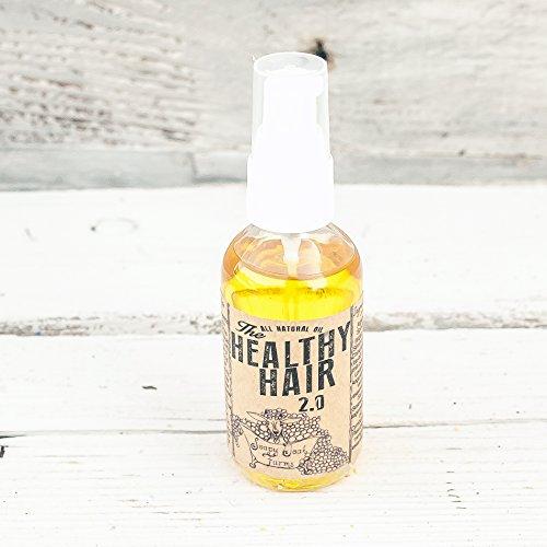 natural hair growth, hair conditioner,organic hair oil, leave in hair treatment, Healthy Hair 2.0