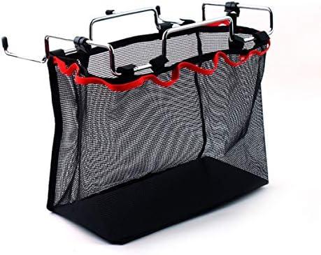 Tivollyff 屋外キャンプワイヤーラックポータブル収納バッグネットポケットピクニックテーブルバーベキューキットキッチンその他ネットセット