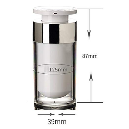RIsxffp Botellas de spray15/30/50ml Dispensador plástico del ...