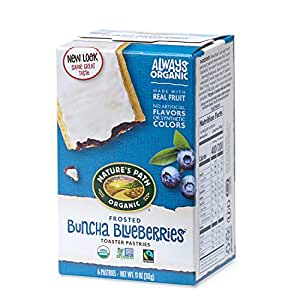 Amazon.com: Nature's Path Frosted Buncha Blueberries