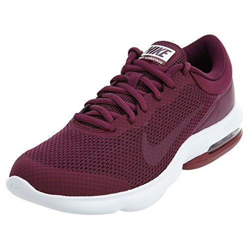 Nike - Zapatillas para hombre ROT / BORDEAUX / WEISS 16