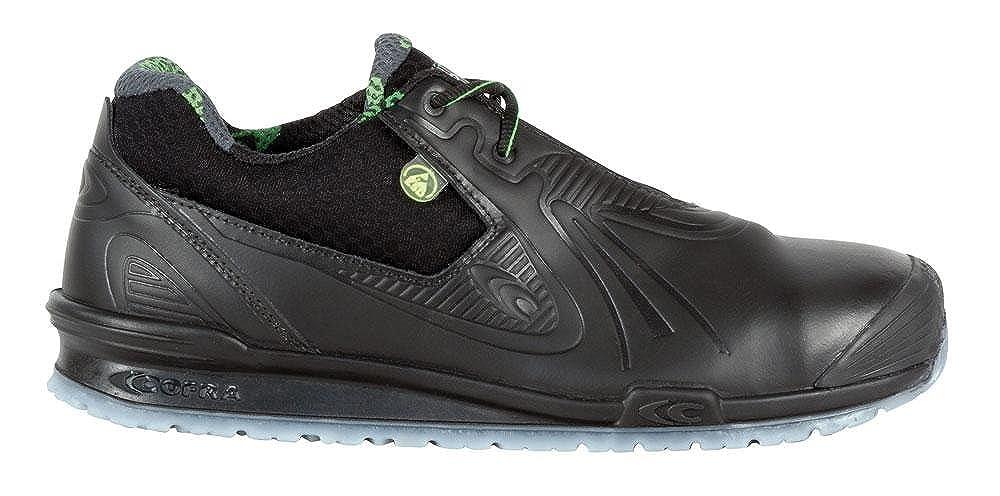 COFRA Moderner Sicherheitshalbschuh Mehreren GOLEADA S3 SRC im Sneakerlook in Mehreren Sicherheitshalbschuh Farben Schwarz d6bcb4