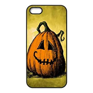 DIY HALLOWEEN Theme Phone Case Fit To iPhone 5,5S , A Good Gift To Your Family And Friends