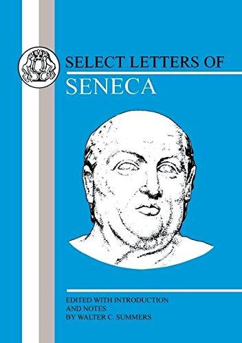 Seneca: Select Letters (BCPaperbacks)
