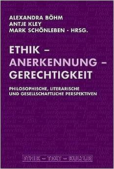 Book Ethik und Anerkennung