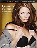 img - for Lighting Techniques for Photographing Model Portfolios by Billy Pegram (2009-09-10) book / textbook / text book
