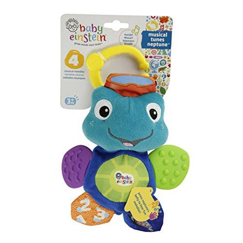 51HkUwu5x8L - Baby Einstein Musical Toy, Tunes Neptune