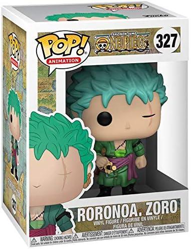 Amazon.com: Funko Pop! Anime: Onepiece - Zoro Collectible ...
