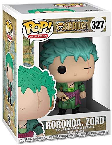 Funko Pop!- 23191 One Piece: Zoro, Multicolor