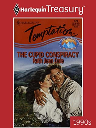 book cover of The Cupid Conspiracy
