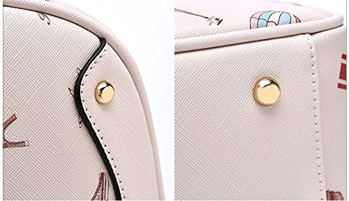 of Backpack Small Personality Shoulder Handbags Fresh Oblique Korean Beige Wild Beige Package Package Version Fashion Color vIxwdq818