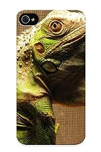Armandcaron Premium Protective Hard Case For Iphone 4/4s- Nice Design - Iguana