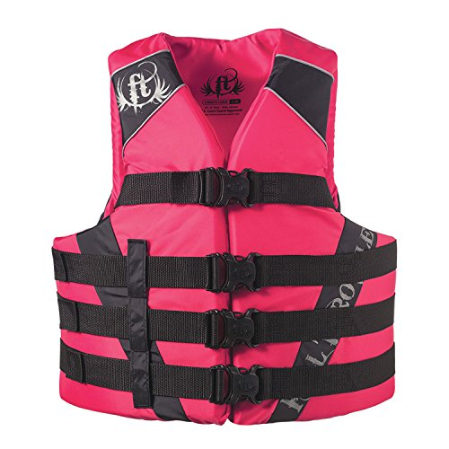 - Full Throttle 112200-105-050-16 Adult Dual-Sized Nylon Watersports Vest