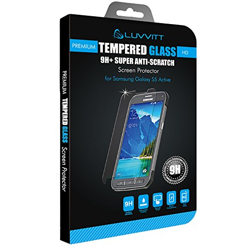 LUVVITT Samsung Galaxy TEMPERED Protector
