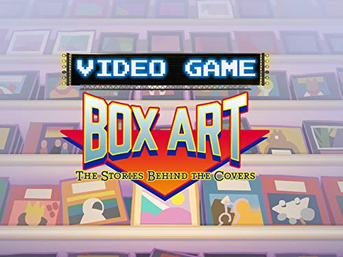 Video Game Box Art: The Stories Behind the Covers - Season 1