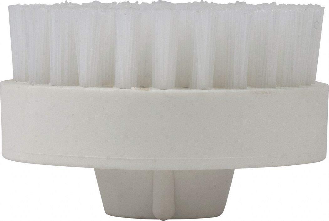 White Nylon Brush, For Use With Mfr. No. GVC-18000, 6 PK