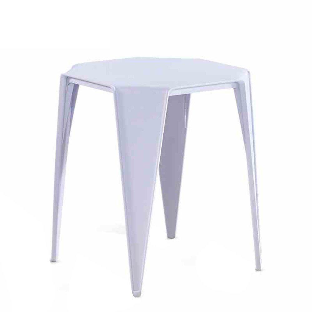 XIAOLIN ティーテーブルリビングルーム小さなテーブルコーナーテーブルソファーサイドテーブル環境Pp素材 B07F6RBM22