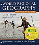 img - for Loose-leaf Version for World Regional Geography without Subregions book / textbook / text book