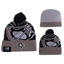 Fashion Pittsburgh Penguins Khaki Knit Hats / All 30 Major League Baseball Teams Official Hat Of Youth Little League And Adult Teams