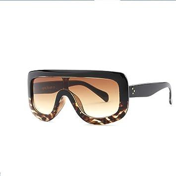 LLLM Gafas de sol Gafas de Sol de Gran tamaño Mujeres ...