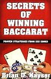 Secrets of Winning Baccarat