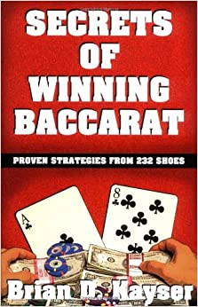 Secrets of Winning Baccarat (Gambling books)