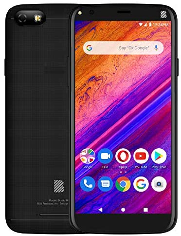 BLU Studio Mini Smartphone Black product image