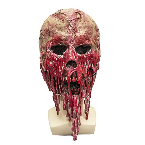 Scary Face Masks For Halloween - 1