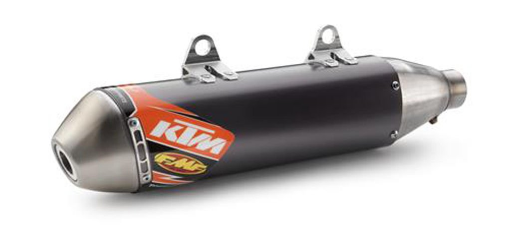 NEW KTM FMF POWERCORE 4 MUFFLER 2009-2016 250 350 450 SXF XCF XCFW SXS13450513