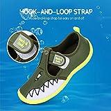 nerteo Kids Water Shoes Boys Beach Sandals Walking