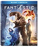 Fantastic Four [Blu-ray] [Import]